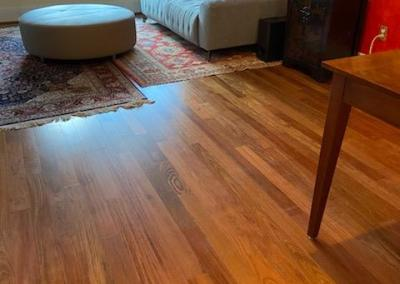 Solid Hardwood in Alexandria & Commercial Carpet Installation in Arlington