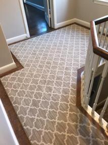 4 8 1 - New Carpeted Stairs and Hard Wood Flooring