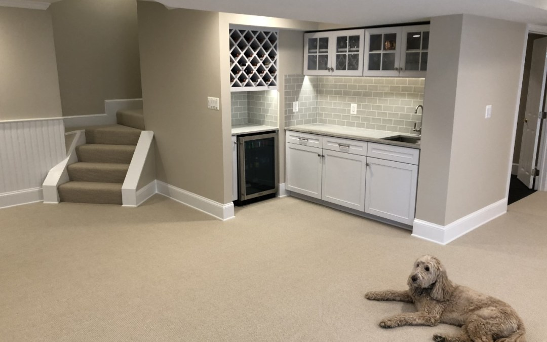 Ideas for Organizing and Decorating Your Basement