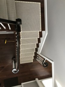 6 - New Carpet Stairs
