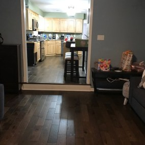 7 8 - New Flooring: Before & After