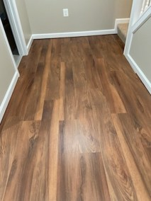 8 1 - New flooring: Hardwood and Carpet