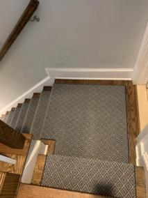 8 13 1 - New Stair Carpeting