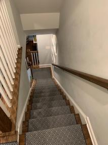 8 13 2 - New Stair Carpeting
