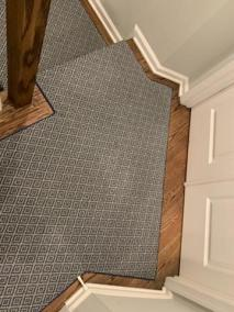 8 13 3 - New Stair Carpeting