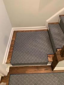 8 13 6 - New Stair Carpeting