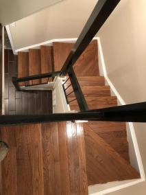 8 8 3 - New Hardwood Floors and Carpeting