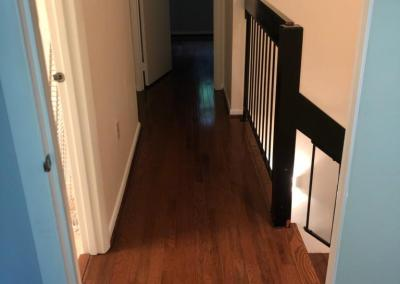 New Hardwood Floors and Carpeting