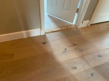 9 14 6 - New Hardwood Flooring and Stairs