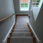 9 24 6 150x150 - New Hardwood and Carpeted Stairs