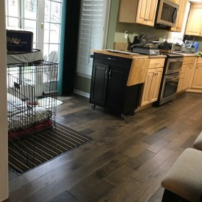 9 7 - New Flooring: Before & After