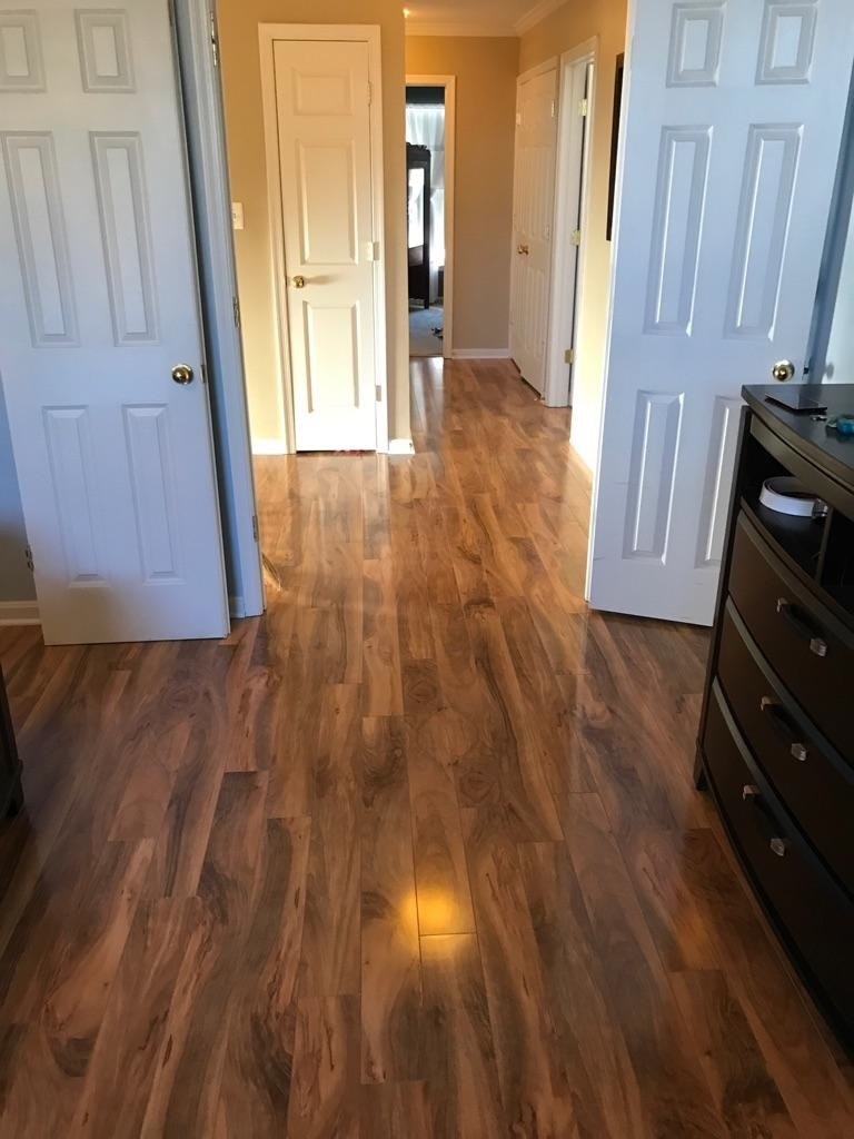 Beautiful Laminate Job