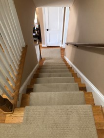 Jose 2 - New Carpeting and Stairs