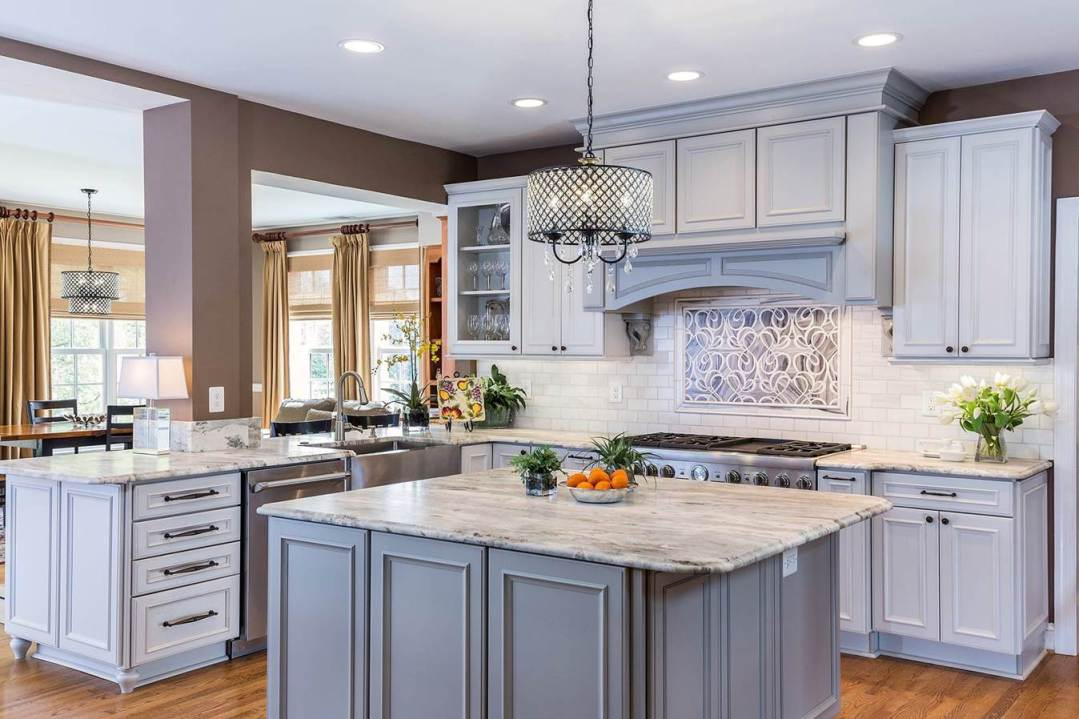 Beautiful new kitchen in Northern Virginia