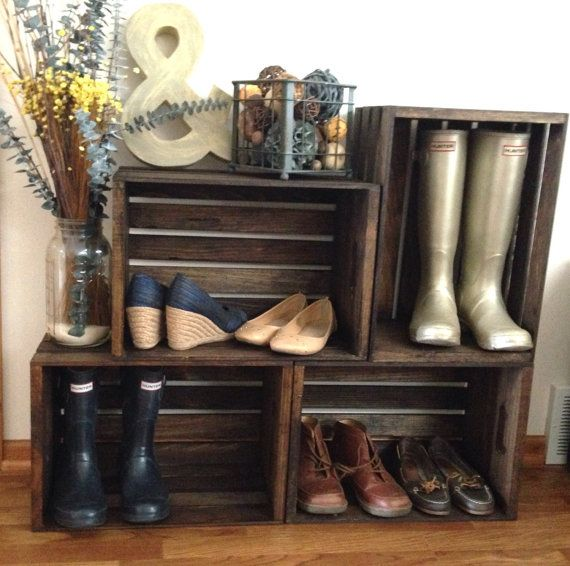 Three Creative Ways to Keep Wet Shoes off your Hardwood Floors