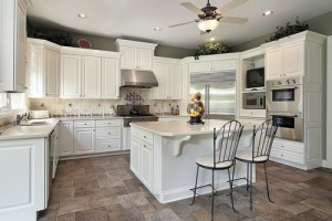 natural stone kitchen 300x200 - Pros & Cons of Natural Stone Tiles