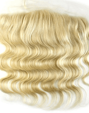 Krush Beautys Russian Blonde Body Wave Lace Frontal