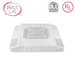 LED Slim Canopy Light