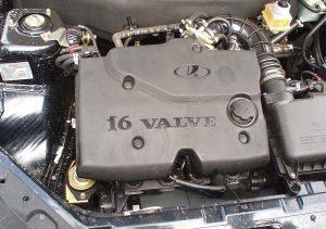 Motor 16-Valve atau 8-Valve
