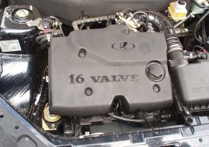 16-valve motor or 8-valve