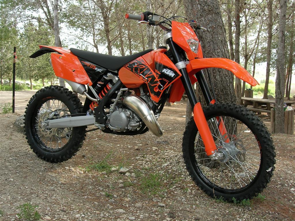 אופנוע 125 יורם לביא