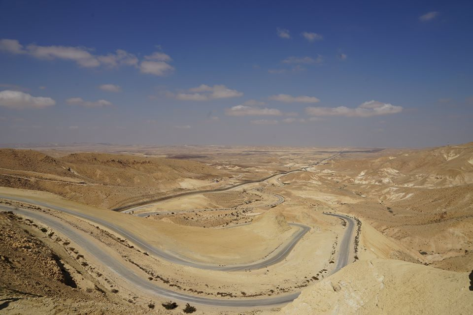 כביש 10 נפתח לרכיבה בחנוכה. מקיף ישראל כביש 10 ייפתח