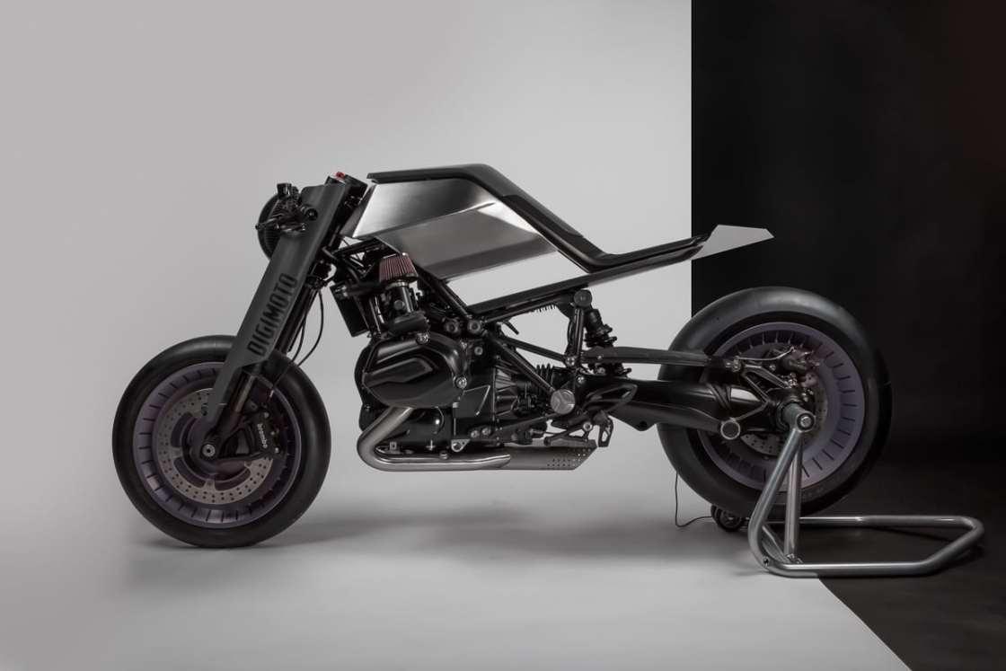 אופנוע עתידני