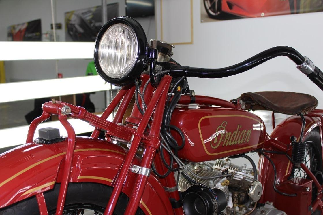 אופנוע אינדיאן