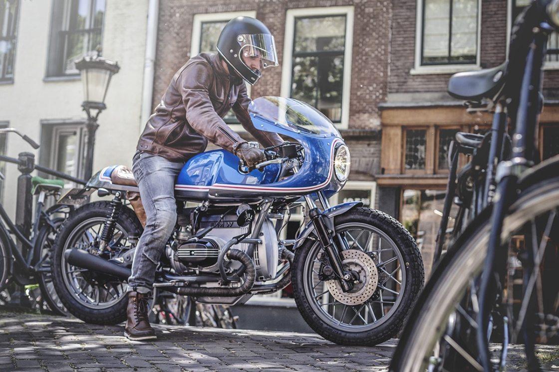 אופנוע קפה רייסר