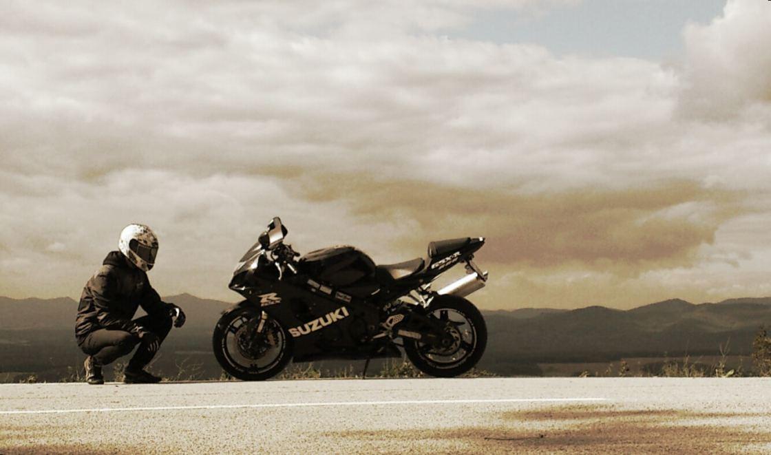 רכיבת אופנוע