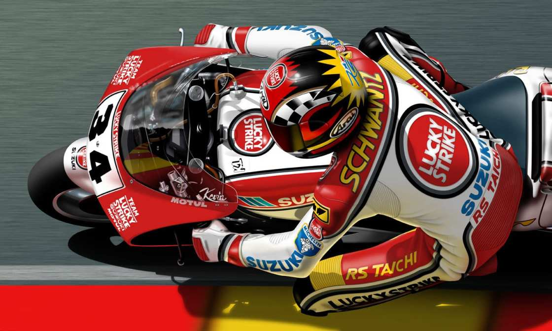 קסדת האופנוע - מרוצי ה-GP