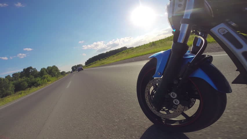 יציבות האופנוע