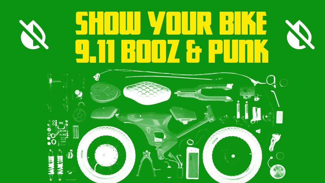 תאריך לאירוע Show Your Bike