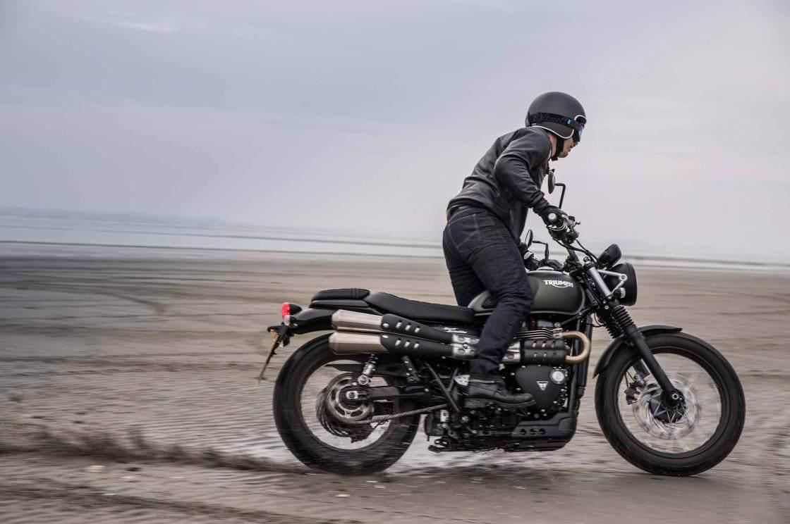אופנועי טריומף