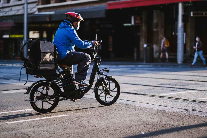 הסכנה באופניים חשמליים