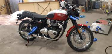 אופנועי טריומף בישראל