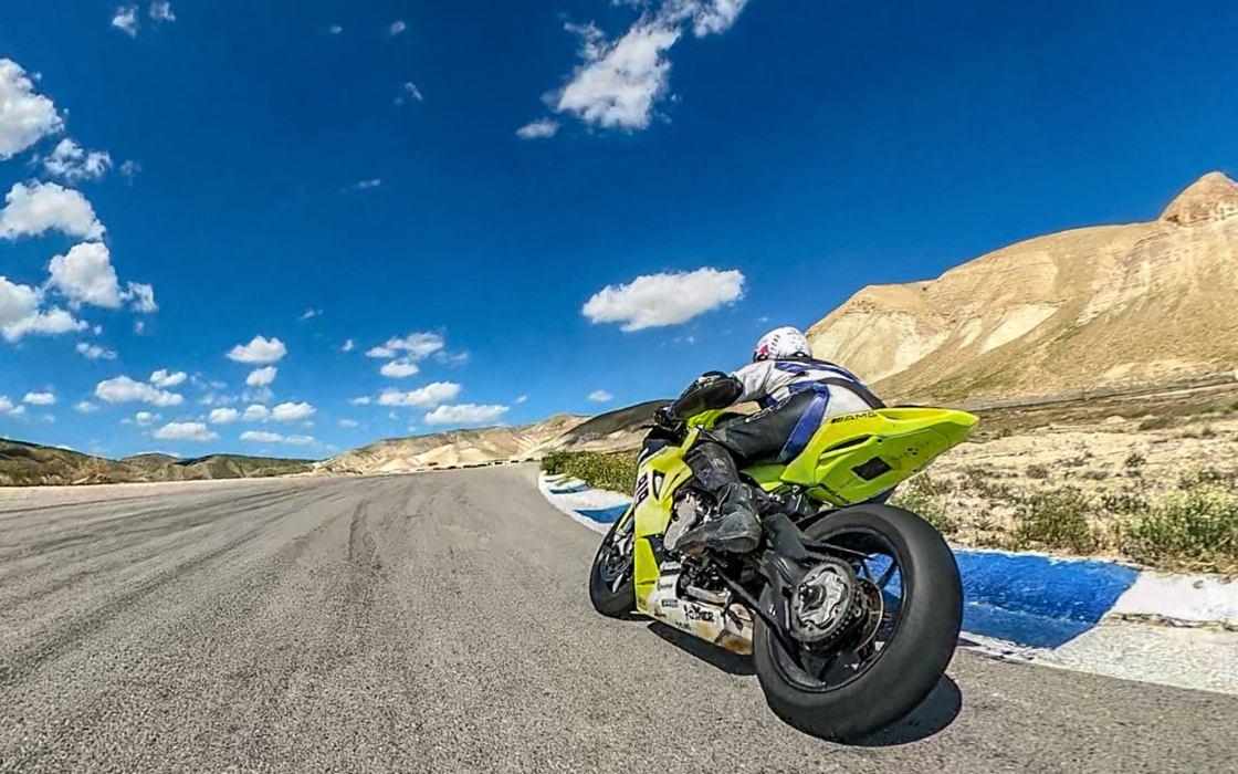 אופנוע מסלול