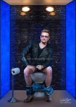 BONO VOX (U2), singer
