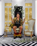 Bruno Mars, singer