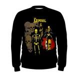 kriminal-mens-sweatshirt