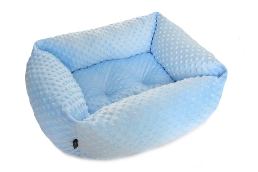 Antyalergiczna przytulna kanapa MINKY – Sweet Bed