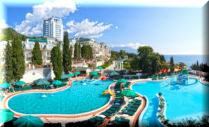 Отель «Пальмира Палас» в Ялте (Крым): официальный сайт ...