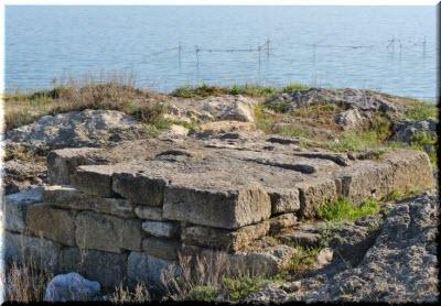 Античный город-городище Мирмекий (Керчь): фото, отзывы