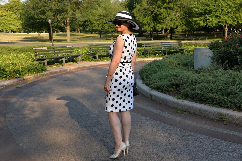 sukienka w grochy 10