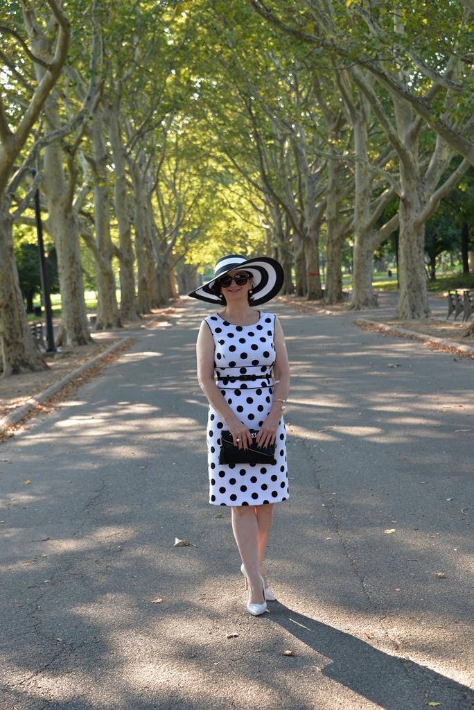sukienka w grochy 14
