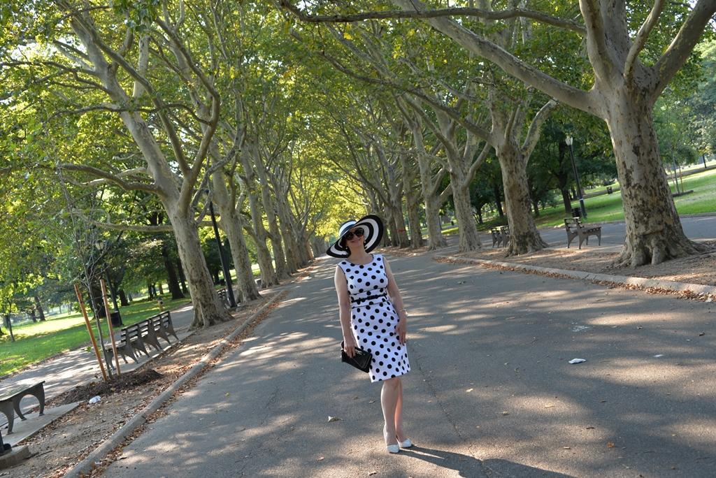 sukienka w grochy 15