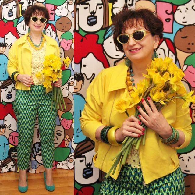 spring ootd wiw mylook style styleblogger womenover50 polishblogger womenfashion womenstylehellip