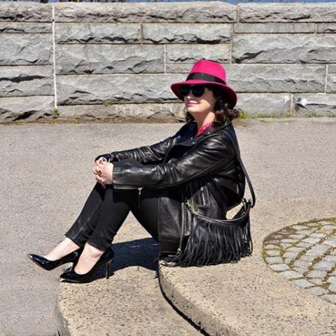 New post on my blog link in bio fashionkrynkasway ootdhellip