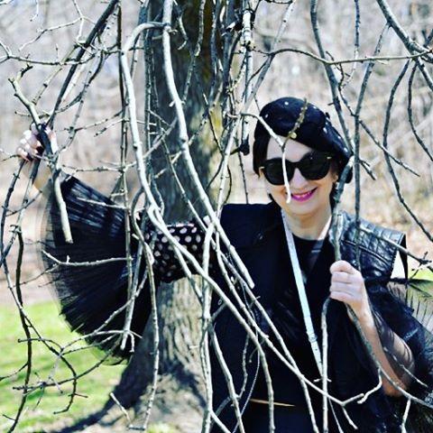 ootd instalook ny fashionover40 over50 fashion fashionchic gothicstyle blackfashion fashionposthellip