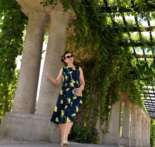 dress mystyle style chic wiw todaypic fashionpost womenstyle over50 styleover50hellip